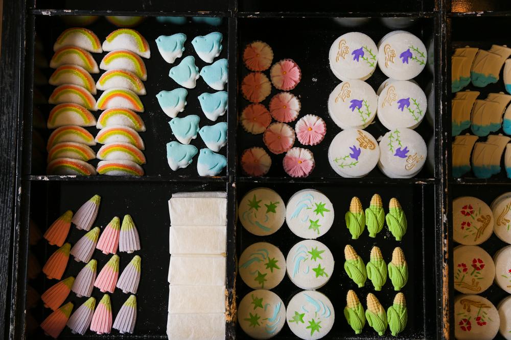 和菓子の発展の歴史