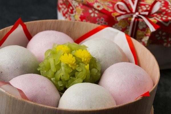 和菓子には長い歴史があり