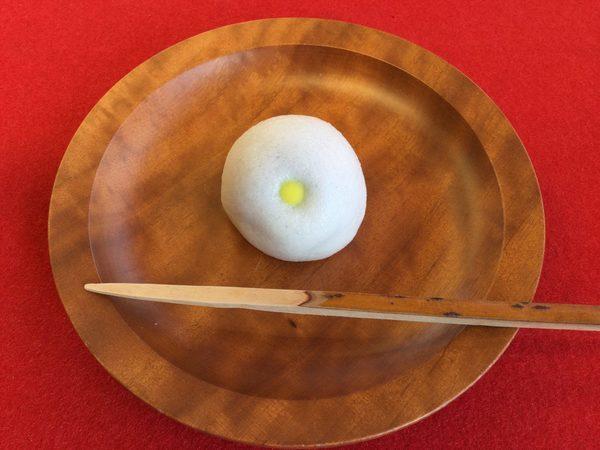 光琳菊 薯蕷製