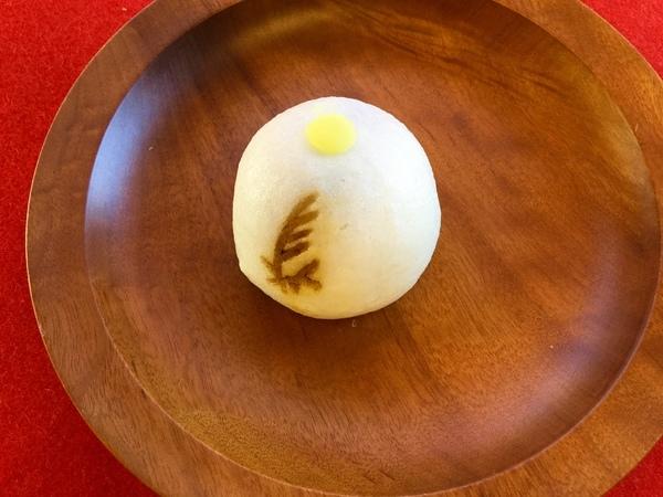 月光 薯蕷饅頭