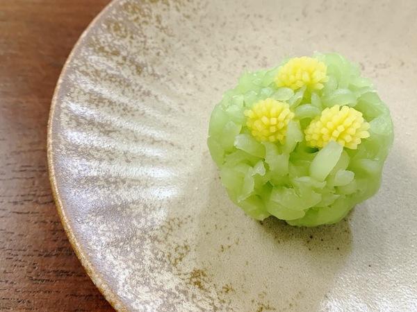 菜の花 きんとん製