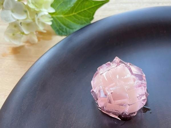 紫陽花 錦玉製