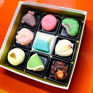 ご予約限定 おせち菓子2021 9個入 お受け取りは12月28日~